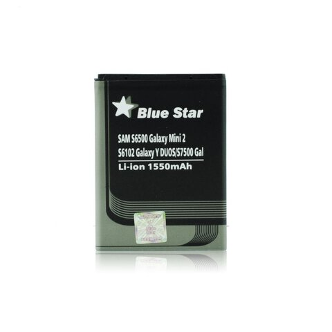 Bateria Premium Blue Star EB464358VU do Samsung Galaxy Mini 2 S6500 / Galaxy Young S6310 / Galaxy Ace Plus S7500 1550mAh