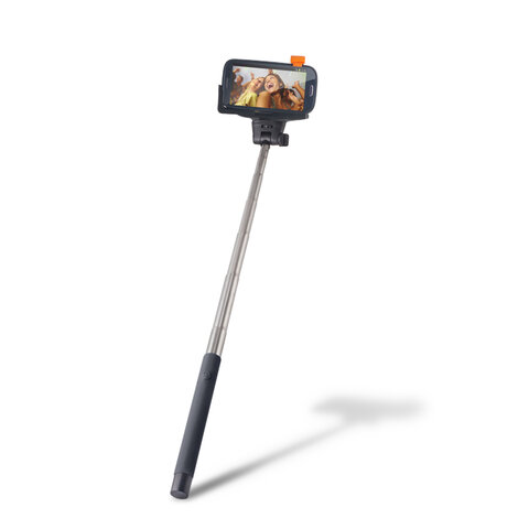 Bluetooth selfie stick SETTY czarny