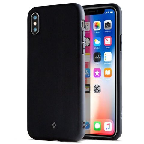 Etui TTEC AirFlex do Iphone X czarne