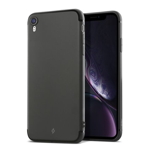 "Etui TTEC AirFlex do Iphone XR 6.1"" czarne"
