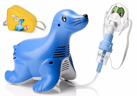 Inhalator PHILIPS RESPIRONICS SAMI THE SEAL - FOKA
