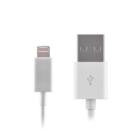 Kabel USB do iPhone 5 / 6, iPad 4, iPod nano 7G 100cm