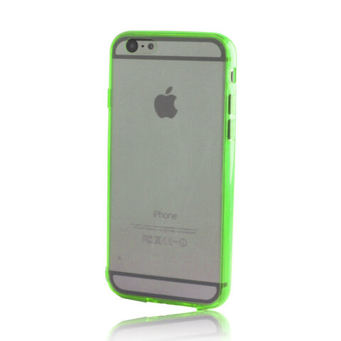 Nakładka Hybrid PRO (CASE + BUMPER) do Apple iPhone 4 / 4S zielony