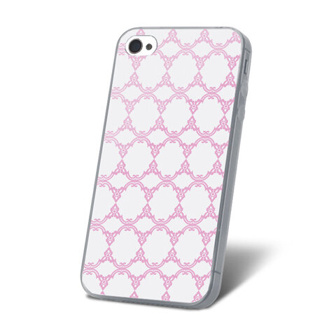 Nakładka Ultra Trendy Lace Pink do LG Magna / G4c