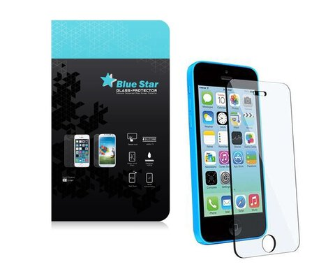 Ochronne szkło hartowane Blue Star do Apple iPhone 5 / 5S