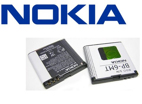 Oryginalna bateria BP-6MT do Nokia E51 N81 8GB N82 1050mAh
