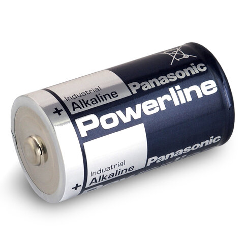 Panasonic Powerline Industrial LR20/D (bulk)