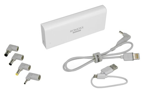 Powerbank do laptopa ROMOSS PowerBank SOFUN 4 - 10400 mAh (Latarka LED)