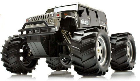 Samochód terenowy RC 6568-330N MAD Monster Truck