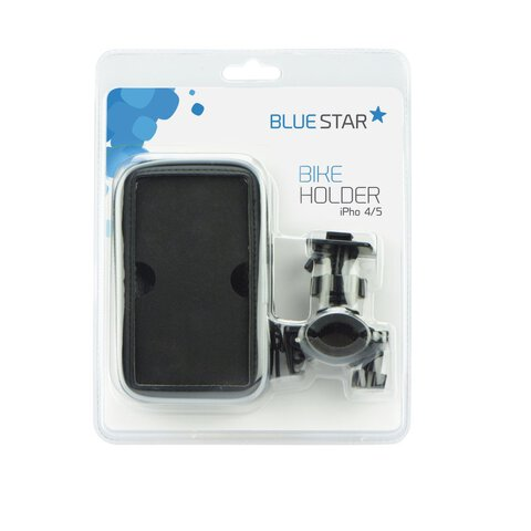 Uchwyt rowerowy Blue Star do iPhone 4 / 5