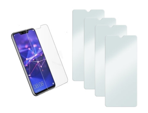Szkło Flexible Hybrid do Huawei P Smart Z / P Smart Pro / Honor 9X (4 sztuki)